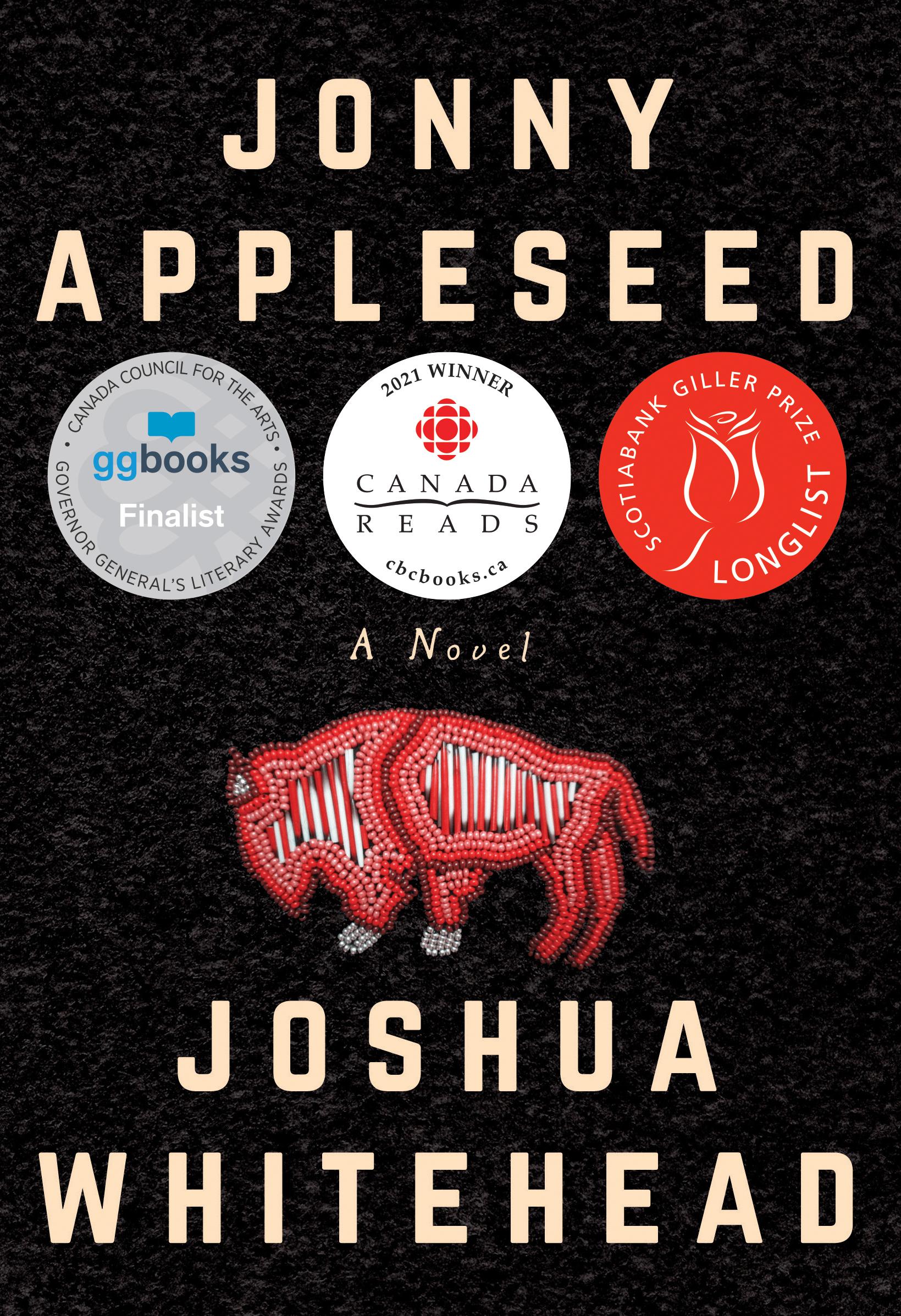 Book Jonny Appleseed by Joshua Whitehead