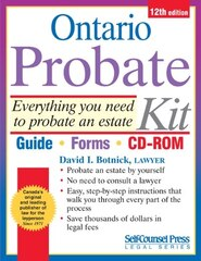 Will kit in all shops chaptersdigo probate kit for ontario solutioingenieria Image collections