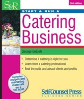 Start & Run a Catering Business