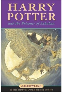 Book Harry Potter and the Prisoner of Azkaban by J.K. Rowling