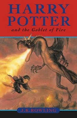 Book Harry Potter and the Goblet of Fire by J.K. Rowling