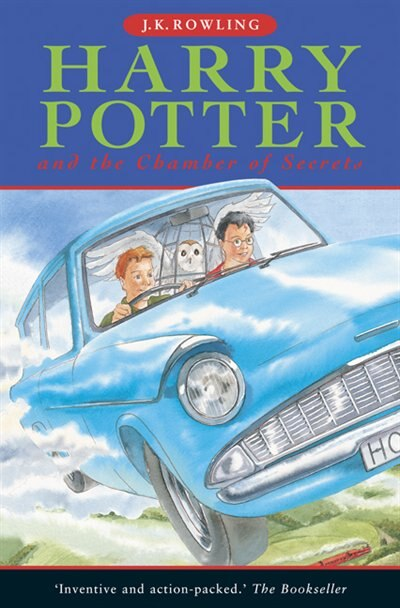Harry Potter and the Chamber of Secrets Children's Paperback Edition by J.K. Rowling