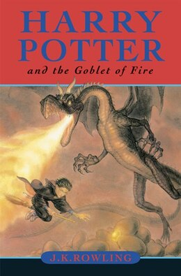 Book Harry Potter and the Goblet of Fire Children's Paperback Edition by J.K. Rowling