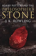 Book Harry Potter and the Philosopher's Stone, A-Format by J. K. Rowling