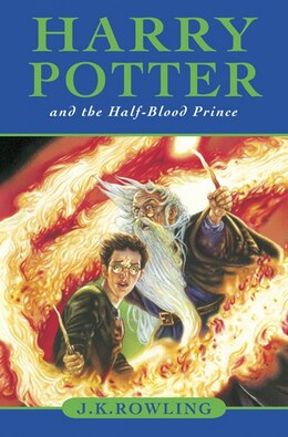 Book Harry Potter and the Half-Blood Prince by J. K. Rowling