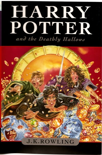 Harry Potter and the Deathly Hallows Children's Edition de J. K. Rowling