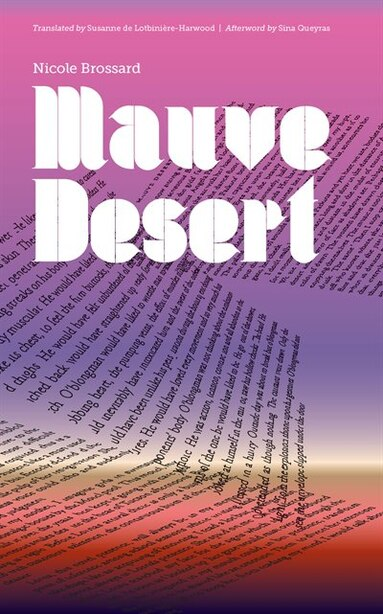 Mauve Desert by Nicole Brossard