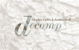 Book Decomp by Jordan Scott