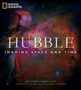 Book HUBBLE IMAGING SPACE AND TIME by And Smith Devorkin