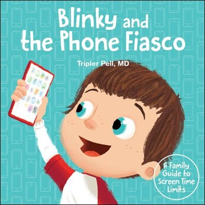 Blinky And The Phone Fiasco by Tripler Pell