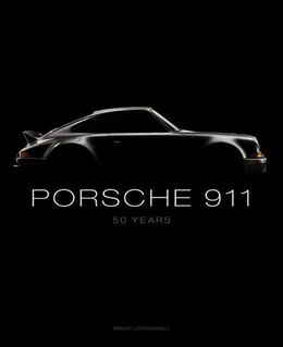 Book Porsche 911 Fifty Years by Randy Leffingwell