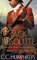 Blooding Of Jack by C.c. Humphreys