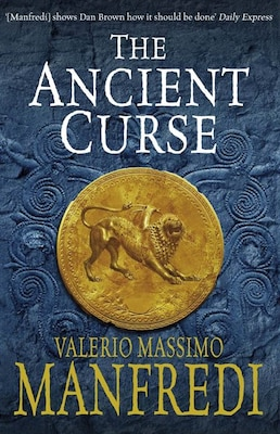 Book The Ancient Curse by V Manfredi