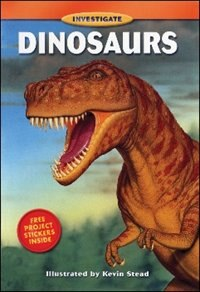 Book Dinosaurs by Kevin Whitecap Books Ltd.