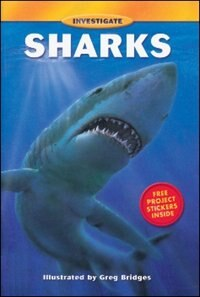 Book Sharks by Greg Whitecap Books