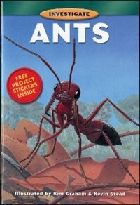 Book Ants by Whitecap Books Ltd.