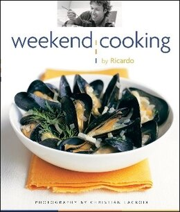 Book Weekend Cooking by Ricardo Larrivee