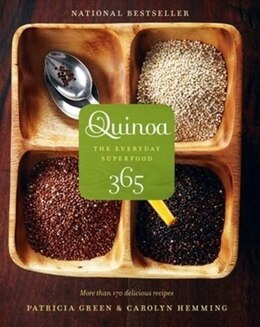 Book Quinoa 365: The Everyday Superfood by Patricia Green
