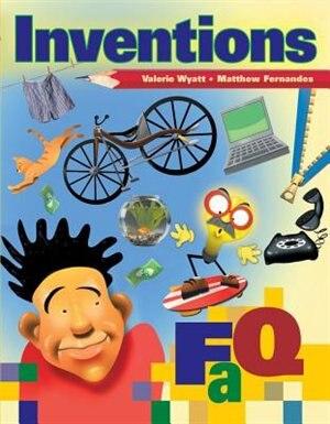 Inventions by Valerie Wyatt