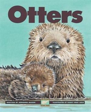 Otters by Adrienne Mason