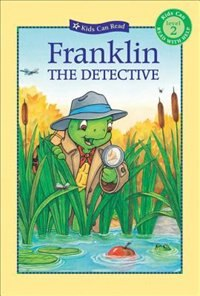 Franklin the Detective by Sharon Jennings