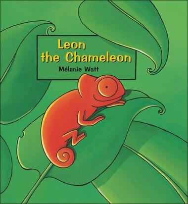 Leon the Chameleon by Mélanie Watt