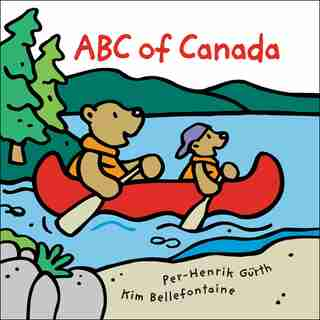 ABC of Canada by Kim Bellefontaine