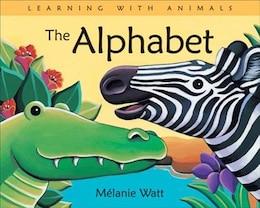Book The Alphabet by Mélanie Watt