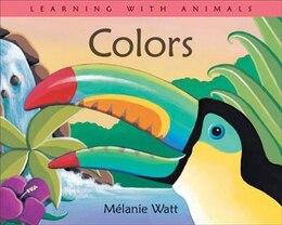 Book Colors by Mélanie Watt