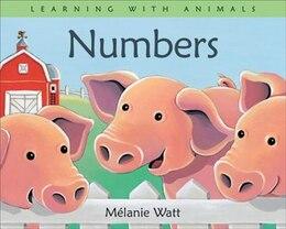 Book Numbers by Mã©lanie Watt