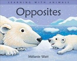 Book Opposites by Mélanie Watt