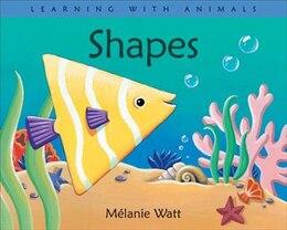Book Shapes by Mélanie Watt