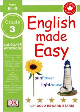 Book English Made Easy Grade 3 (canadian Ed) by Dorling Dk
