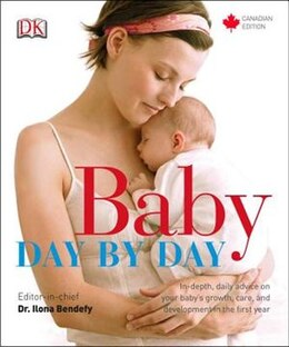 Book Baby Day By Day by Ilona Dk