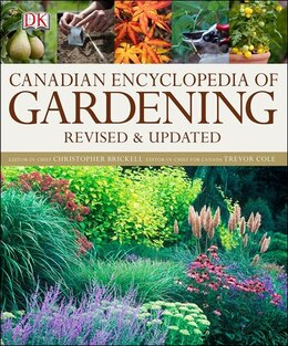 Book Canadian Encyclopedia Of Gardening by Dorling Dk