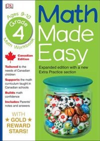Book Math Made Easy Expanded Edition Grade 4 by Dorling Dk