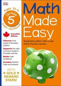 Book Math Made Easy Expanded Edition Grade 5 by Dorling Dk