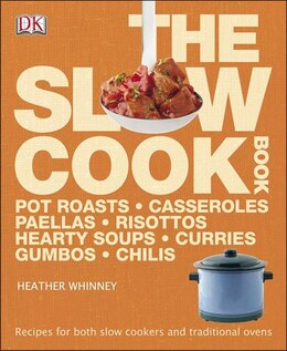 Book The Slow Cook Book by Dorling Dk