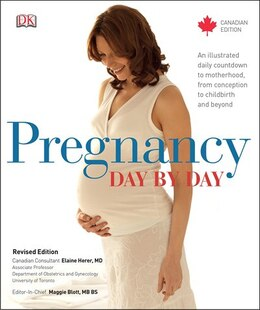 Book Pregnancy Day By Day Revised by Dorling Dk