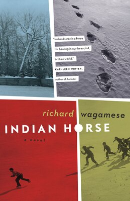 Book Indian Horse by Richard Wagamese