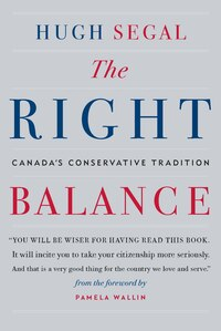The Right Balance: Canadas Conservative Tradition