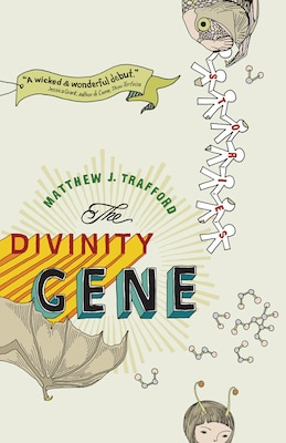 Book The Divinity Gene: Stories by Matthew Trafford