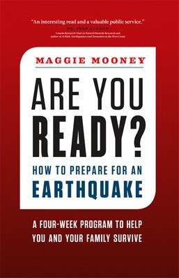 Book Are You Ready?: How to Prepare for an Earthquake by Maggie Mooney