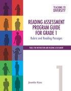 Reading Assessment Program Guide for Grade 1
