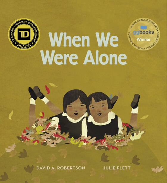 When We Were Alone by David A. Robertson