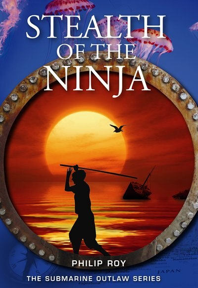 Stealth Of The Ninja by Philip Roy