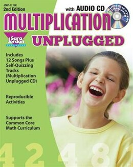 Book Multiplication Unplugged - 2nd Edition by Barbara Rankie