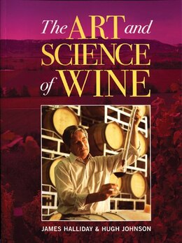 Book The Art and Science of Wine by James Halliday