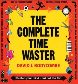 Book The Complete Time Waster by Eric Saunders