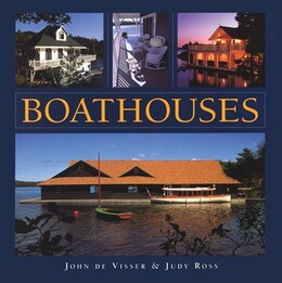 Book Boathouses by Visser John De